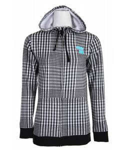 Special Blend Gingham Shocker Hoodie Blackout