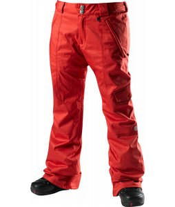 Special Blend Grace Snowboard Pants Red Rum
