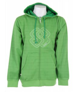 Special Blend Grid Check Hoodie Topiary Check Grid