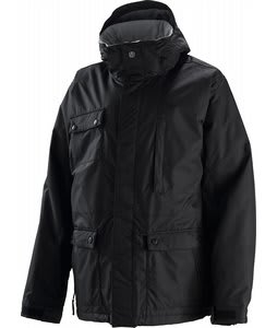 Special Blend Gunner Snowboard Jacket 100 Proof Blackout