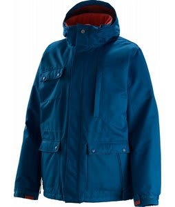 Special Blend Gunner Snowboard Jacket Blue Label