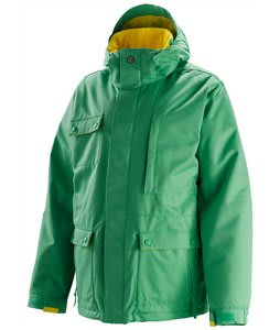 Special Blend Gunner Snowboard Jacket Green Piece