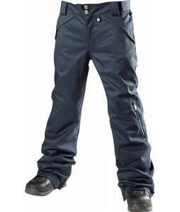 Special Blend Gutter Snowboard Pants Blue Me