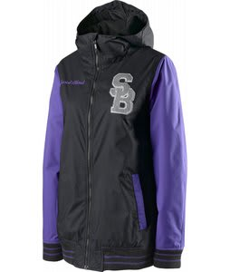 Special Blend Hush Snowboard Jacket Blackout