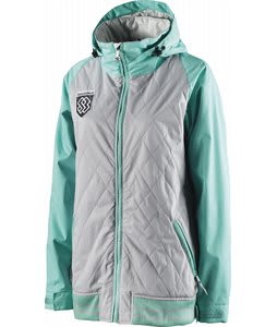 Special Blend Hush Snowboard Jacket Grey Matter/Mint Julep