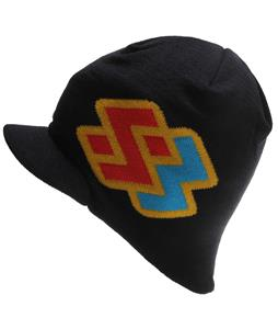 Special Blend Icon Visor Beanie Blackout