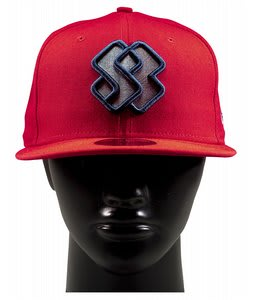 Special Blend Icon New Era Cap Red Army