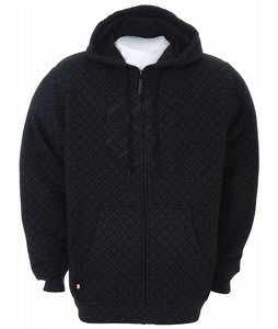 Special Blend Invader Zip Hoodie Black Invader
