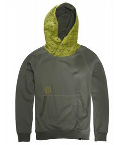 Special Blend James Pullover Hoodie Burnt Greens