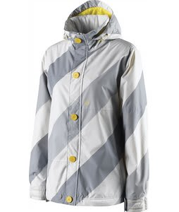 Special Blend Joy Snowboard Jacket Grey Matter/Slanted