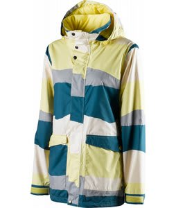 Special Blend Joy Snowboard Jacket Mellow Yellow Birthday Cake 