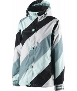 Special Blend Joy Snowboard Jacket Mint Julep/Slanted
