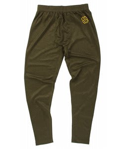 Special Blend Kalahari First Layer Pants Burnt Olive Crkl