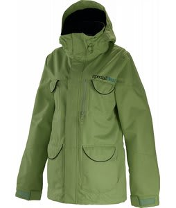 Special Blend Legacy Snowboard Jacket Creme De Mint