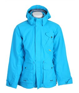 Special Blend Lifty RLS Snowboard Jacket South Beach