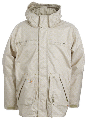 Special Blend Lifty Snowboard Jacket Tan Invader