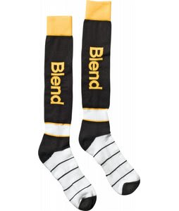 Special Blend Light Weight Socks Blackout