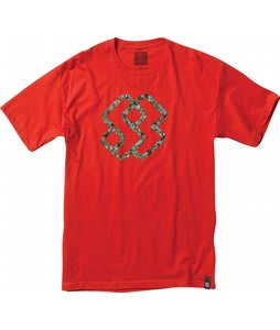Special Blend Line Up T-Shirt Red Rum