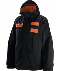 Special Blend Local Snowboard Jacket Blackout