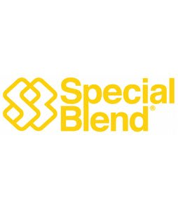 Special Blend Logo Sticker Yellow