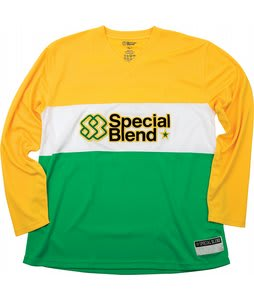 Special Blend Long Sleeve Jersey Baselayer Top Burst