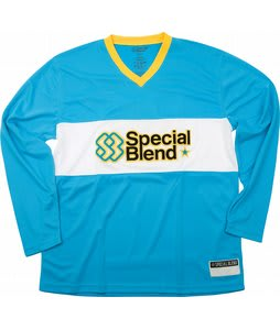 Special Blend Long Sleeve Jersey Baselayer Top South Beach