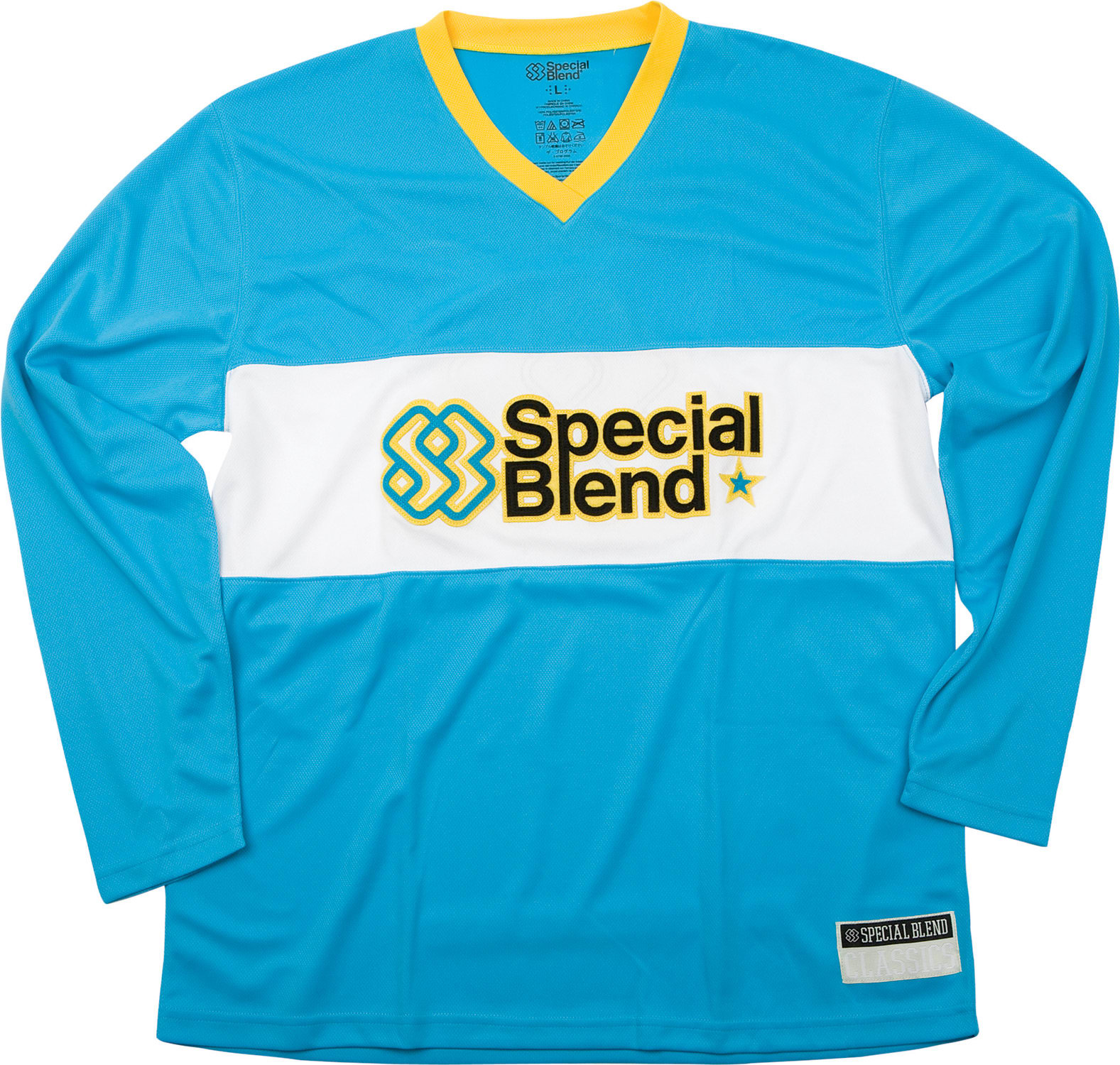 Shop for Special Blend Long Sleeve Jersey Baselayer Top South Beach - Men's