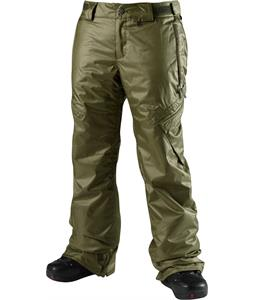 Special Blend Major Snowboard Pants Burnt Greens