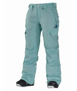 Special Blend Major Snowboard Pants Rocks Blue