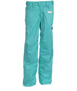 Special Blend Major Luxurie Snowboard Pants Coral Blue