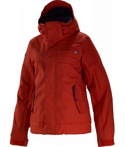 Special Blend March Snowboard Jacket Red Army