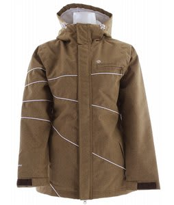 Special Blend March Snowboard Jacket Tan Reserve Tweed