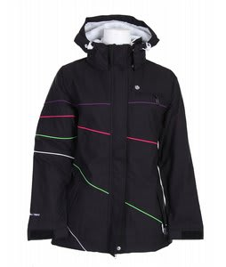 Special Blend March Snowboard Jacket Blackout