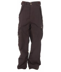 Special Blend Mark Snowboard Pants Chocolate