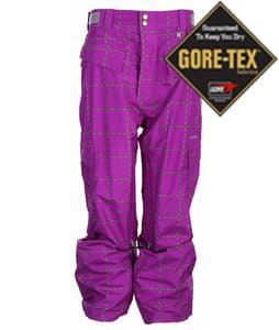 Special Blend Mark Snowboard Pants Purple Crossfire