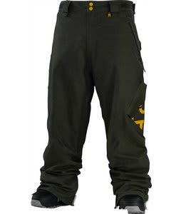 Special Blend Mark Snowboard Pants Burnt Greens