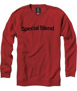 Special Blend Model Sweatshirt Red Rum