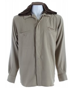 Special Blend Night Shift Hooded Shirt Baselayer Top Goggle Tan