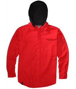Special Blend Night Shift Hooded Tech Baselayer Top