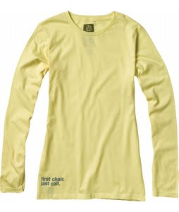 Special Blend Pina L/S T-Shirt Hello Yellow
