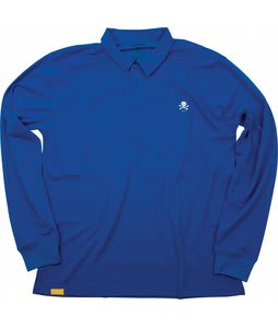 Special Blend Polo Insulator Baselayer Top British Blue