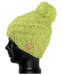 Special Blend Pom Pom Beanie Cr&#232;me De Mint