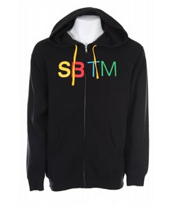 Special Blend Prime Time Zip Hoodie Blackout