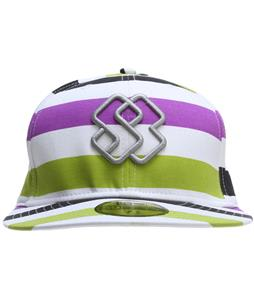 Special Blend Prime Time New Era Cap Royal Stripe