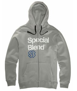Special Blend Principal Fullzip Hoodie Cement Ledge