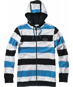 Special Blend Proof Zip Hoodie South Beach Big Stripe