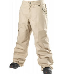 Special Blend Proof Snowboard Pants Tan Lines