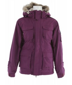 Special Blend Proper Snowboard Jacket Grape Royal