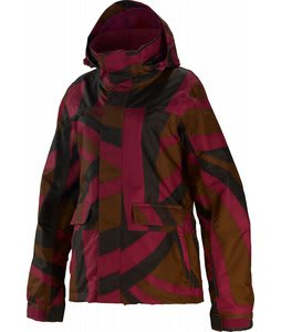 Special Blend Rapid Snowboard Jacket Spun Out Party Pink