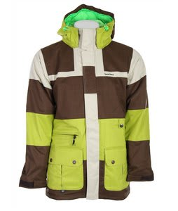 Special Blend Rifle Snowboard Jacket Chocolate